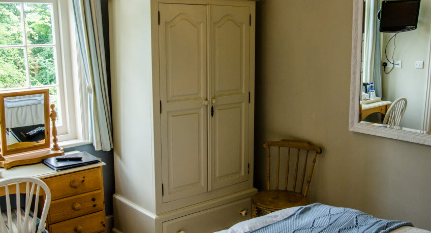 Bedford Lodge bedroom, Shanklin, Isle of Wight