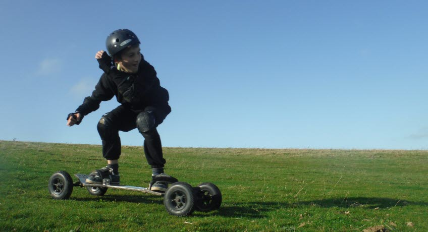 Mountain Boarding IoW