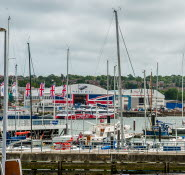 Fore and Aft view, Cowes, Isle of Wight