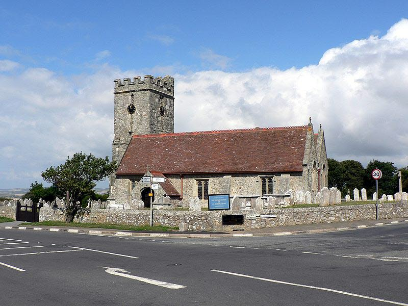 St Andrews Church Chale