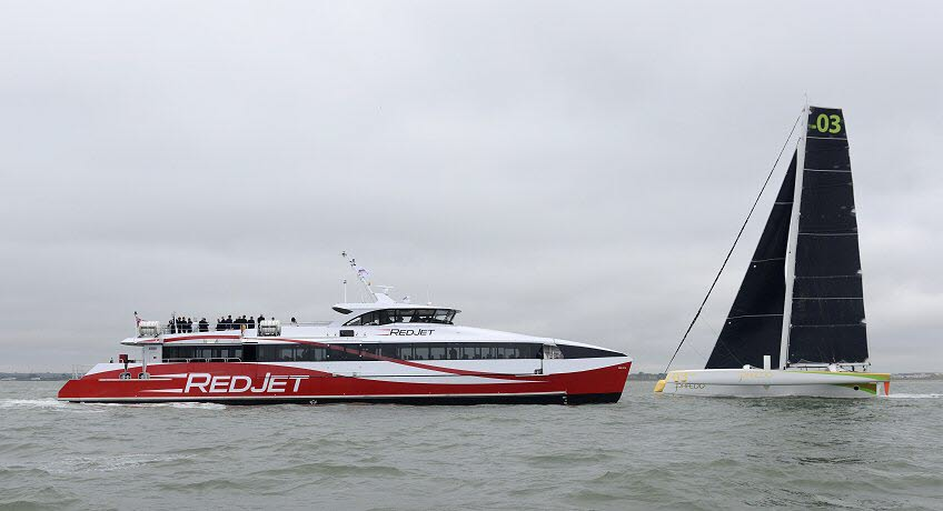 Red Jet 6 Excursion with Phaedo
