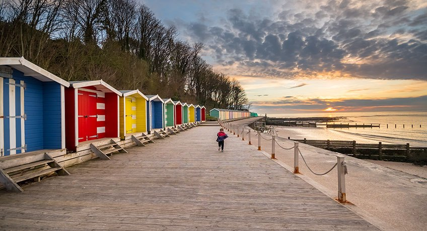 Colwell Bay Beach Huts