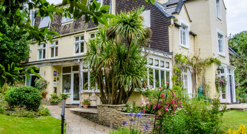 Bedford Lodge, Shanklin, Isle of Wight