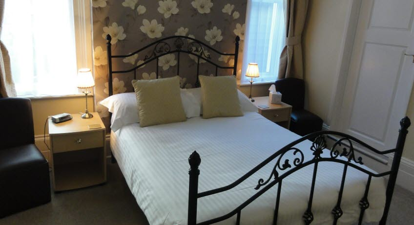 The Birkdale double bedroom Shanklin Isle of Wight