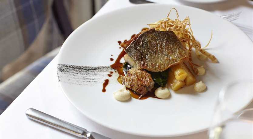 The Royal Hotel - sea bass