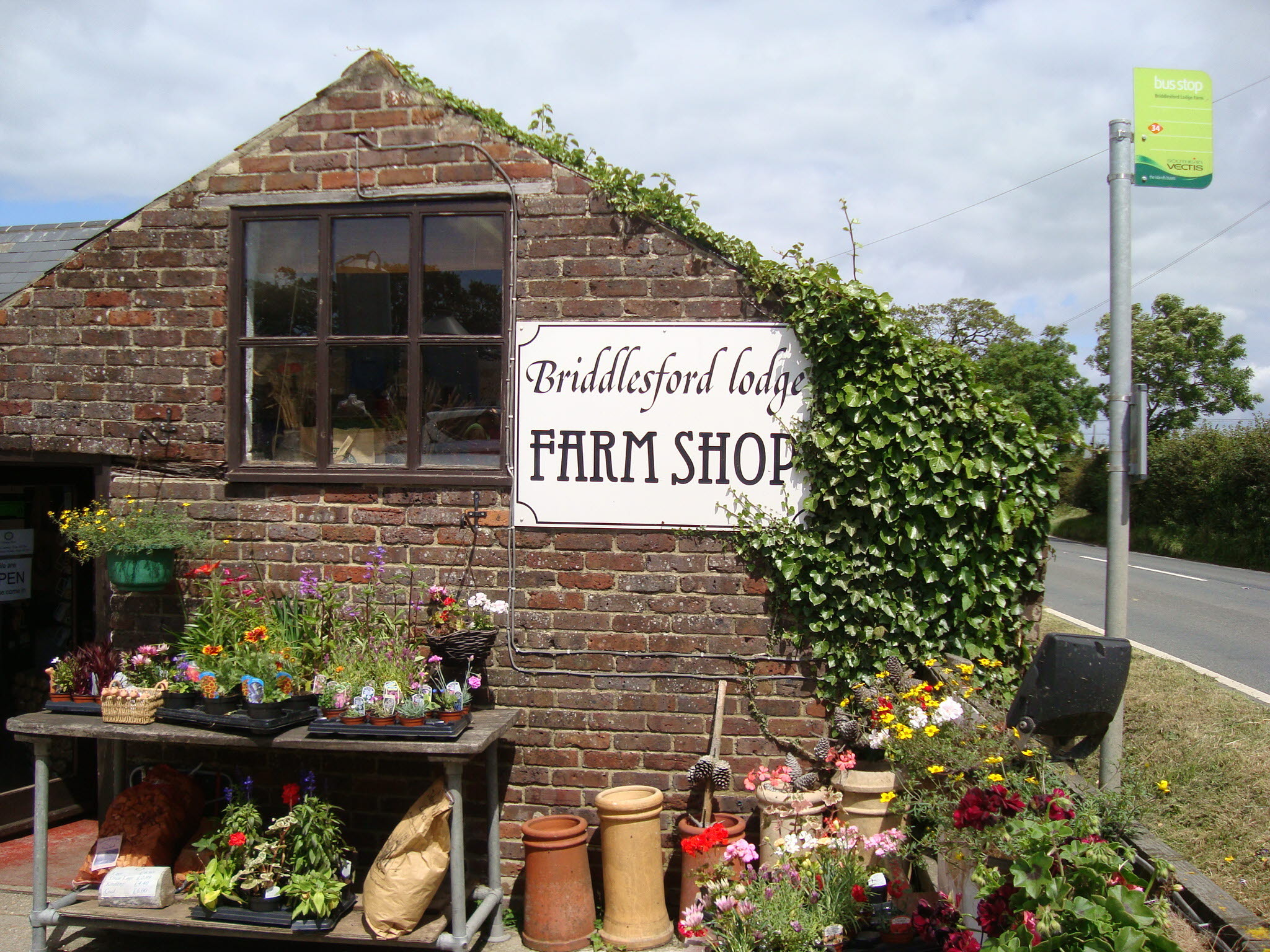 Briddlesford Farm Shop