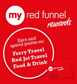 My Red Funnel Rewards