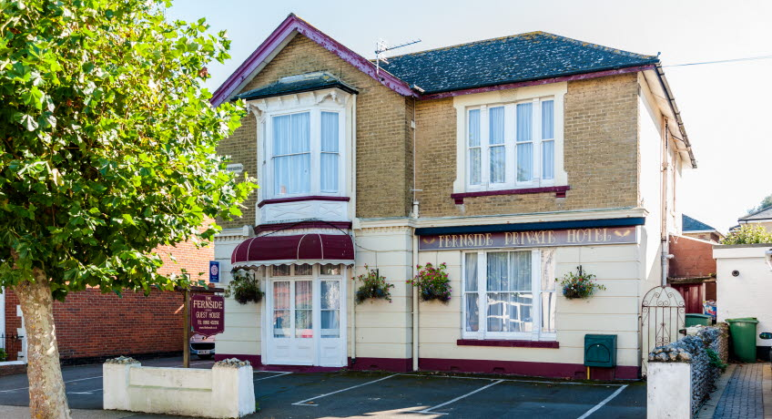 The Fernside, 30 station Avenue, Sandown, Isle of Wight, PO36 9BW