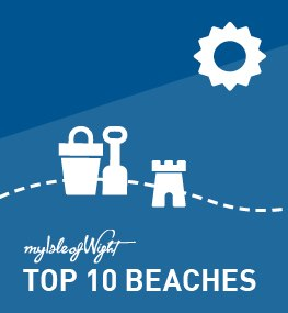 myisleofwight top 10 beaches
