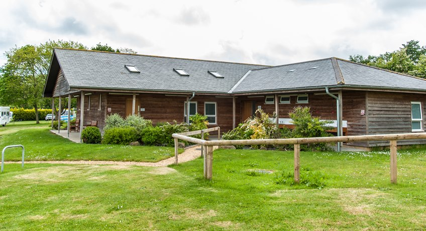 Ninham Country Holidays - Facilities Block