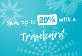 Save with a travelcard