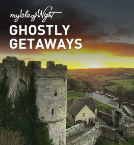 Ghostly Getaways