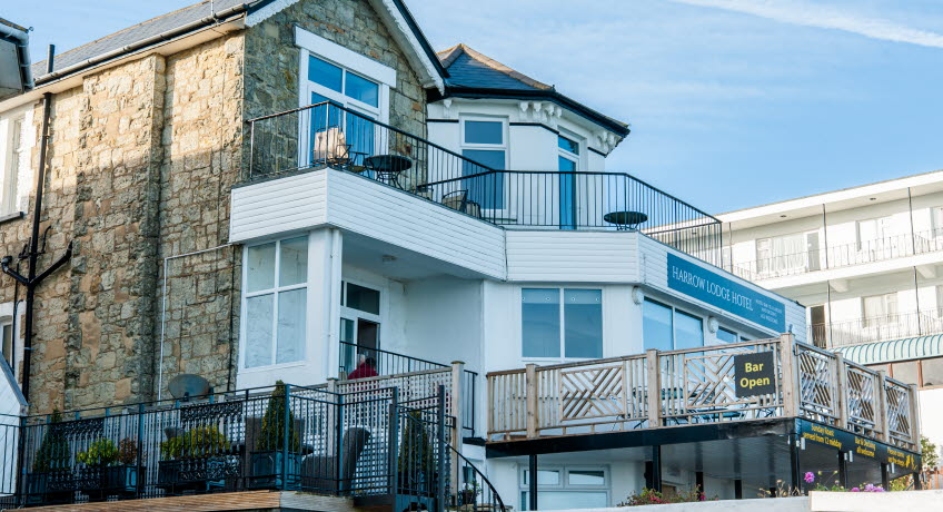 Harrow Lodge Hotel, 31 Palmerston Road, Shanklin, Isle of Wight, PO37 6BD